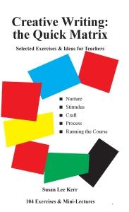 Creative Writing the Quick Matrix ebook