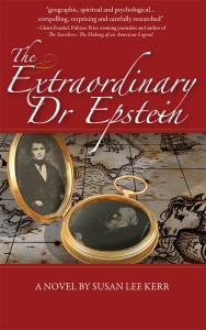 The Extraordinary Dr Epstein, book cover