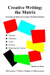 Creative Writing the Matrix book cover